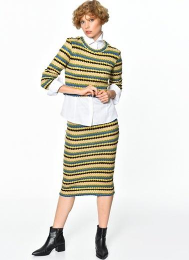 Jovonna Bluz Yeşil